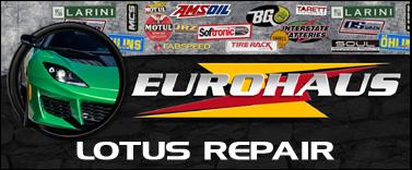 Lotus Repair